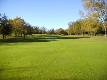 View of hole 12 on the course at Nashville Golf & Athletic Club