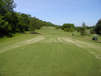 View of hole 4 on the course at Nashville Golf & Athletic Club
