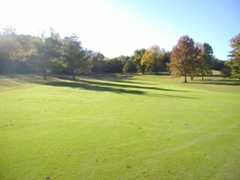 View of hole 5 on the course at Nashville Golf & Athletic Club